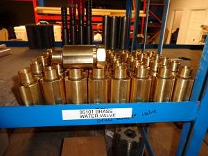 Brass Water Valves 95101