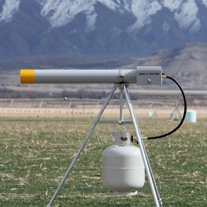 Sonic Centinel M14-1 sound cannon