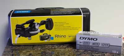 Dymo Metal Embossing Tool M1011