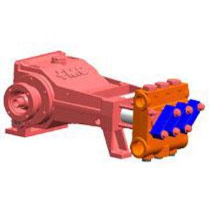 TRIPLEX FMC Pumps